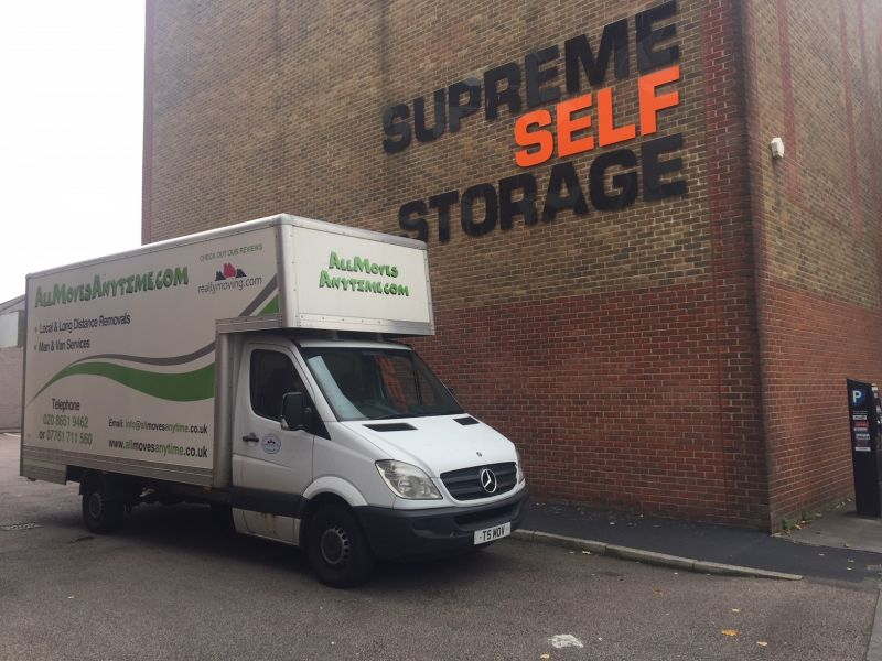 Supreme Self Storage : Swipe To View More Images